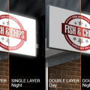 15oz Backlit Banners – 8.00sf