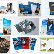 9″x12″ Full Color Premium Brochures