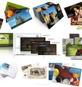 Full Color Premium Post Cards – Special Sizes and Materials