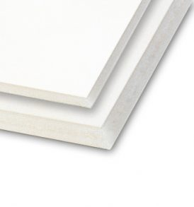 3/16″ or 3/8″ White Foamcore with 2.5mm Lamination