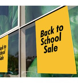 4mm Window Cling – Store Front