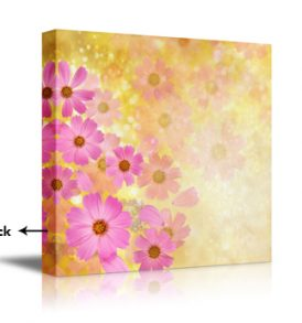 Canvas Gallery Wrap 1.5″ and 0.75″