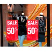 9mm Face Mount Adhesive Film with Lamination – Store Front
