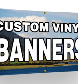 Same Day Banners – 13oz 4.00sf