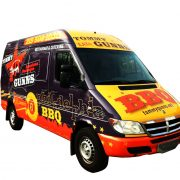 Vehicle Wrap Vinyl (Calendered)