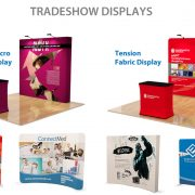 Tension Fabric Displays – Backdrops