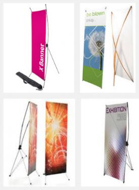 X Frame Banners
