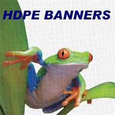 HDPE Banners